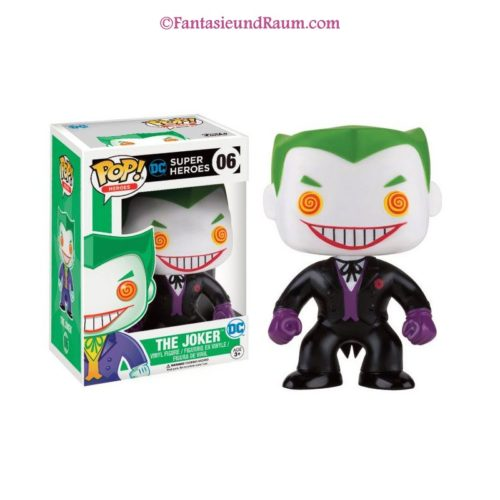 DC Comics - The Joker (Black Suit)