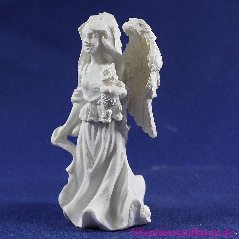 Engel mit Teddy