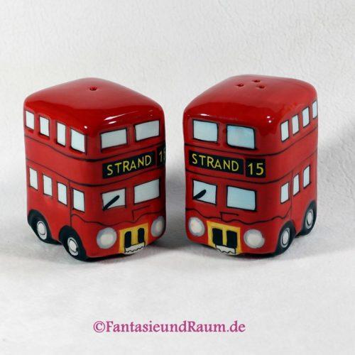 Doppelstockbus Salz- und Pfefferset