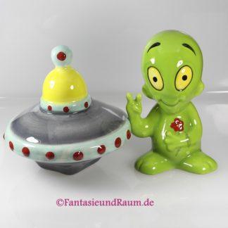 Salz und Pfeffer-alien