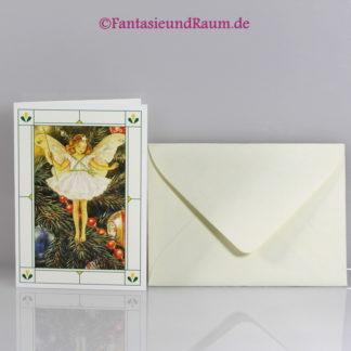 Flower Fairy Minikärtchen