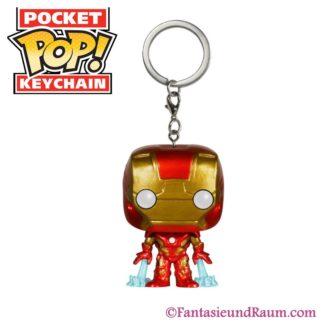 Pocket POP Keychain - Iron Man
