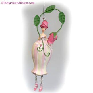 Blumenmädchen Rose