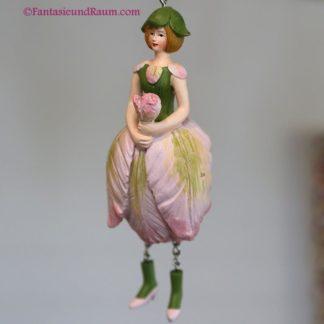 Blumenmädchen Tulpe