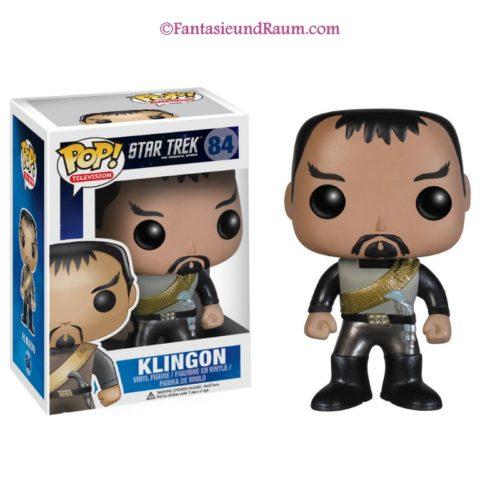 Classic Klingone (TOS)