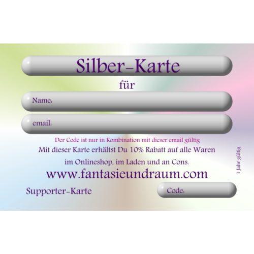 Silberkarte
