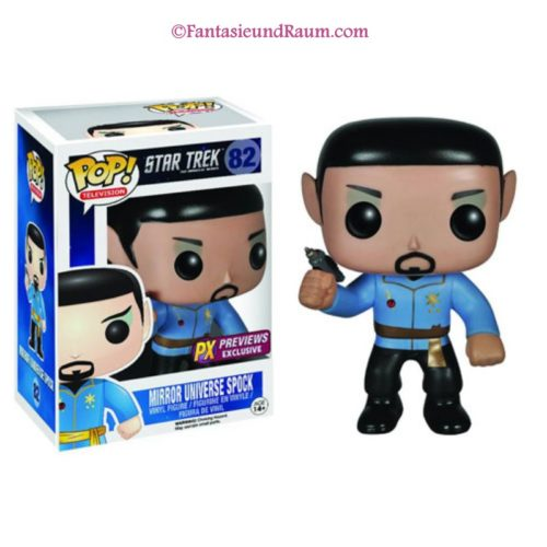 Mirror Universe Spock