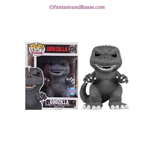 Godzilla (Black & White)