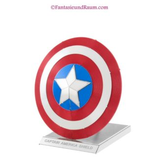 Metal Earth -Cpt America Schild
