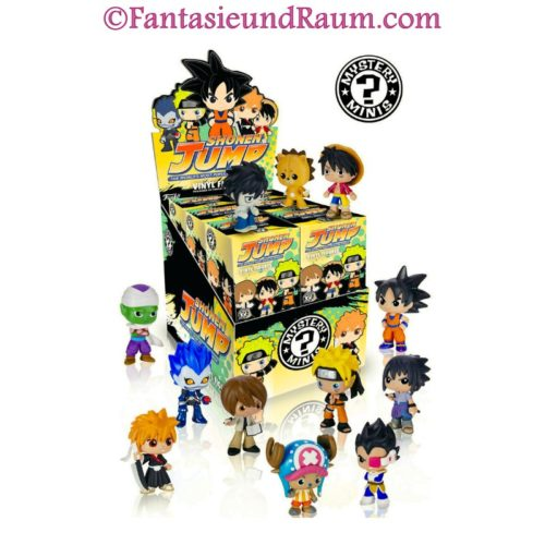 Mystery Minis Best of Anime-