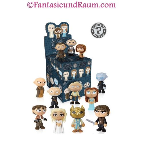 Mystery Minis Game of Thrones Edition 3 Hot Topic