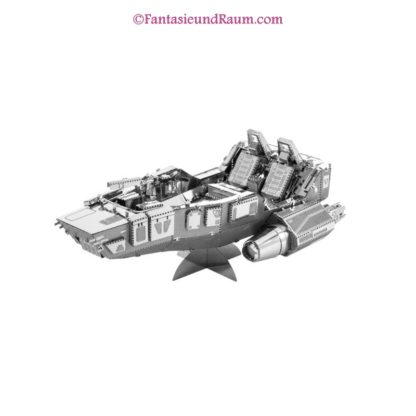 First Order Snowspeeder- 3D Metall Modell