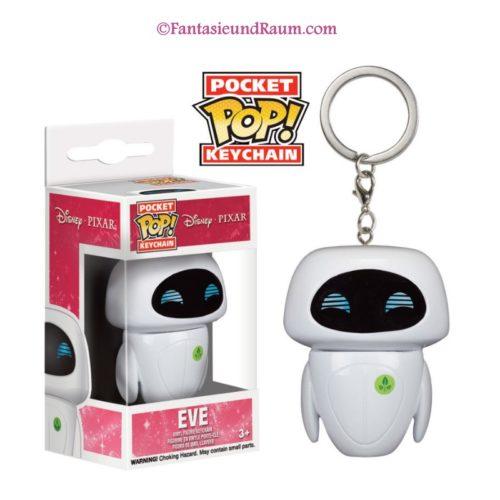 Keychain Eve