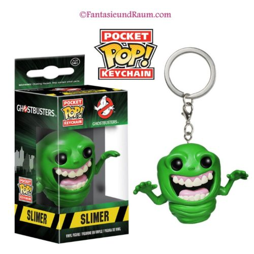 Keychain Slimer