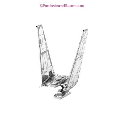 Kylo Rens Shuttle- 3D Metall Modell