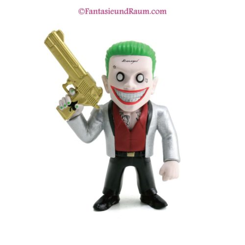 Metals Die Cast Figure - Suicide Squad - The Joker Boss