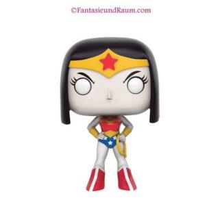 Raven as Wonder Woman