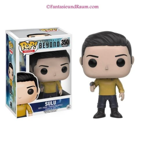 Star Trek Beyond - Sulu