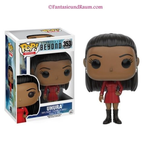 Star Trek Beyond - Uhura
