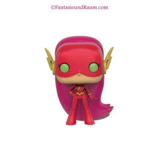 Teen Titans Go! - Starfire as The Flash