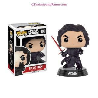 Kylo Ren (Battle Pose)