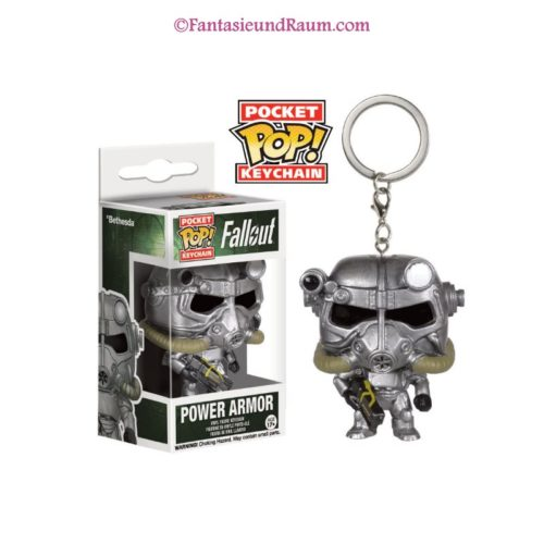 Pocket Pop! Power Armor