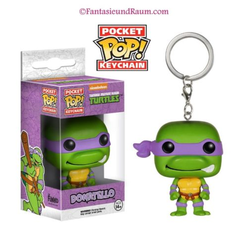 Pocket Pop! TMNT - Donatello