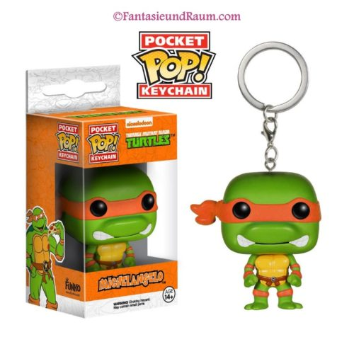 Pocket Pop! TMNT - Michelangelo