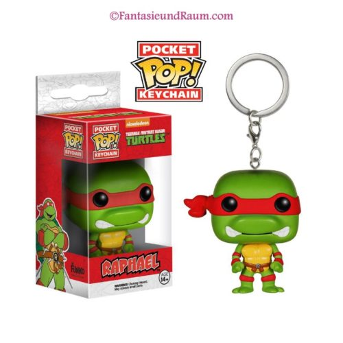Pocket Pop! TMNT - Raphael