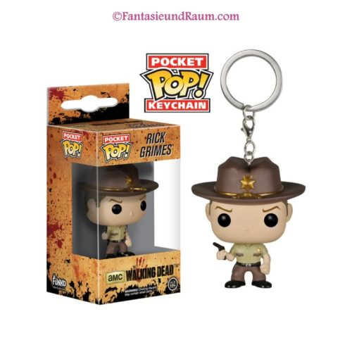Pocket Pop! The Walking Dead - Rick Grimes