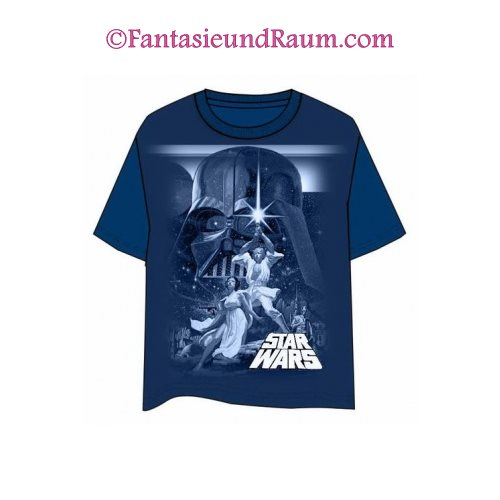 Star Wars Classic A New Hope T-Shirt