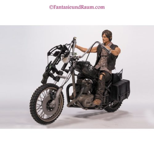 Daryl mit Chopper