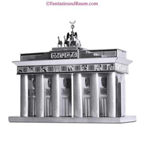 Brandenburger Tor - 3D Metall Modell