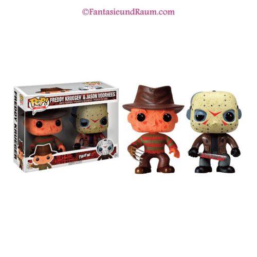Doppelpack Jason & Freddy