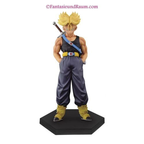Dragonball Z DXF Figuren 15 cm Super Saiyan Trunks