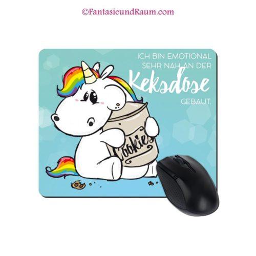 Mousepad - Keksdose