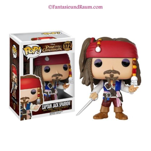 Pirates - Jack Sparrow