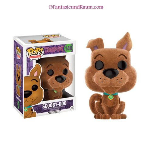 Scooby-Doo (Flocked)