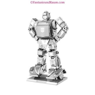 Transformers Bumblebee- 3D Metall Modell