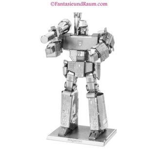 Transformers Megatron - 3D Metall Modell