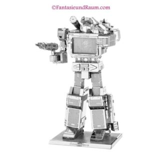 Transformers Soundwave- 3D Metall Modell