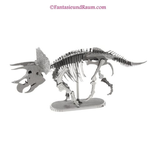 Triceratops- 3D Metall Modell