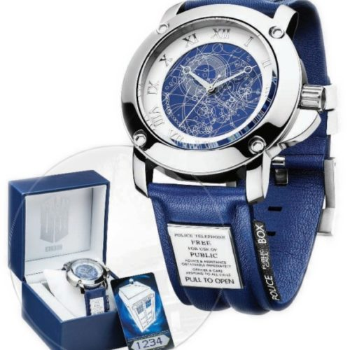 Doctor Who Collectors Watch