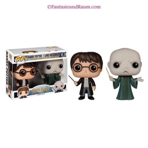 Doppelpack Harry & Voldemort