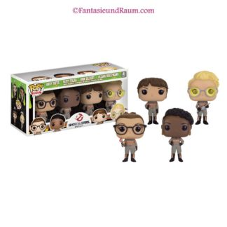 Ghostbusters 2016 - 4er-Pack