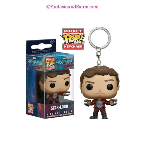 Guardians of the Galaxy Vol. 2 - Star-Lord keychain