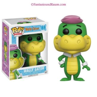 Hanna-Barbera - Wally Gator