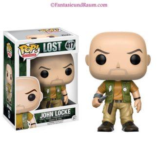LOST -John Locke