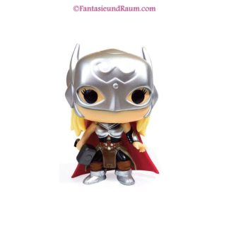 Lady Thor Secret Wars