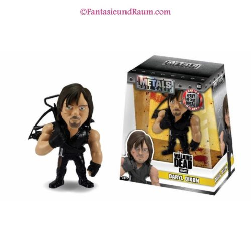 Metals Die Cast Figure - Walking Dead - Daryl Dixon